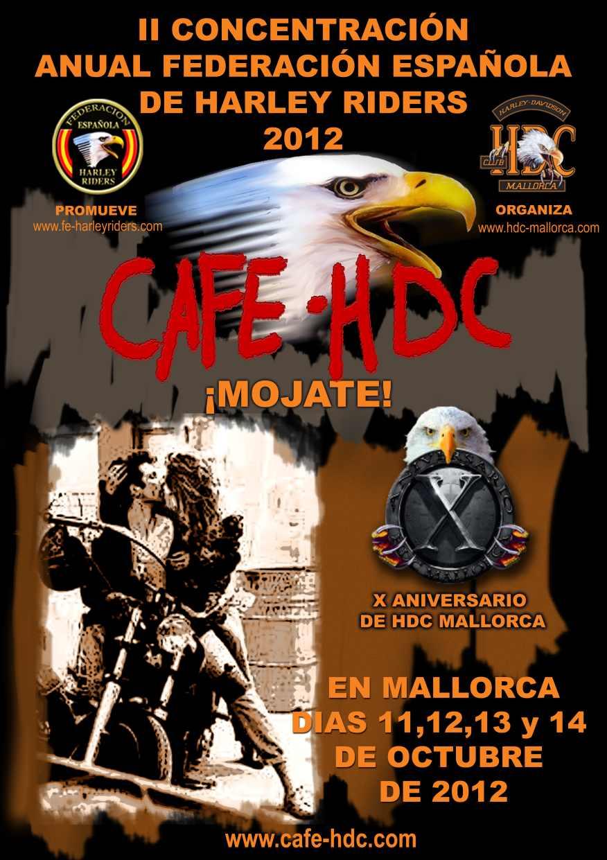 II CAFE HDC Mallorca 2012