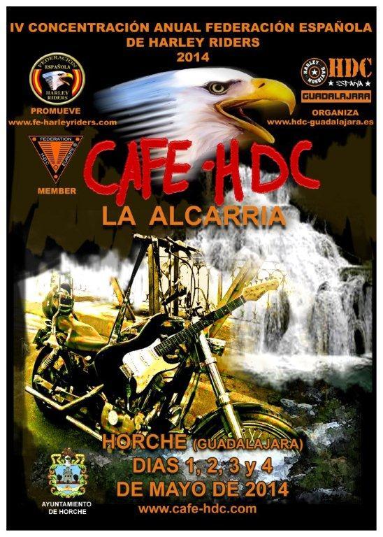 IV CAFE HDC Guadalajara 2014